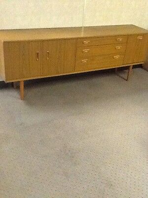 Vintage 60s 70s sideboard, retro, Made By Schreiber