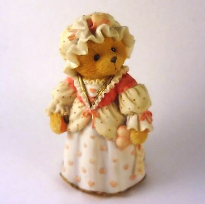 """CHERISHED TEDDIES - DARLA """"My Heart Wishes For You"""" 1995 Style 156469"""