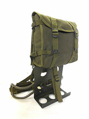 Vietnam Era An/prc-47 Military Radio Carrying Frame Man-Pack Harness
