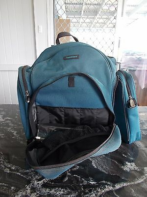 Tupperware Insulated Picnic Back Pack