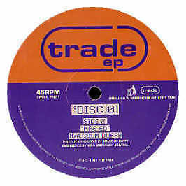Alan Thompson/Malcolm Duffy - Trade EP Disc One - Trade - 1998 #20519