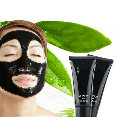 Deep Cleansing Purifying Peel Off Black Mud Facail Face Blackhead Remove Mask SW