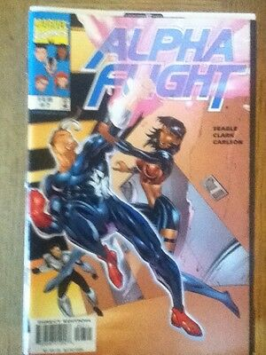 Alpha Flight (VF) issue 7 from February 1997 - postage discounts apply