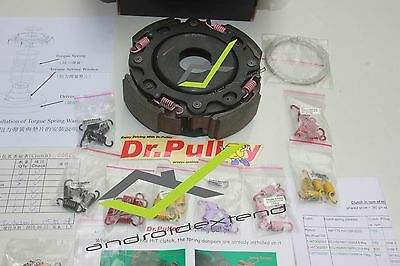YAMAHA GRIZZLY 550 ATV/QUAD DR.PULLEY HIGH PERFORM. CVT HiT CLUTCH HiT301502