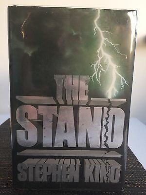 THE STAND by Stephen King. True First UK H/C Edition + Slipcase. RARE - 1979