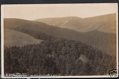 "Wales Postcard - ""A Swiss Like Scene"", Radnor Forest   RS214"