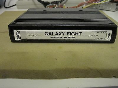 Neo Geo Mvs Galaxy Fight \\\free Shipping Worldwide With Tracking Number/////