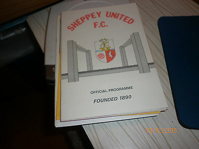 Sheppey  Utd  V  Deal  Town  Year???