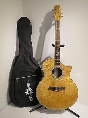 Ibanez EW20 ASE-NT 1203 Electro-Acoustic Guitar – Natural