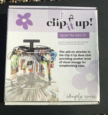 Clip It Up Storage Rack COVER only!