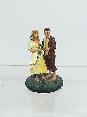 The Lord of the Rings - Sam & Rosie figurine (Eaglemoss - 2005)