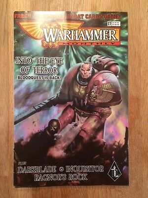 Black Library - Warhammer Monthly 17