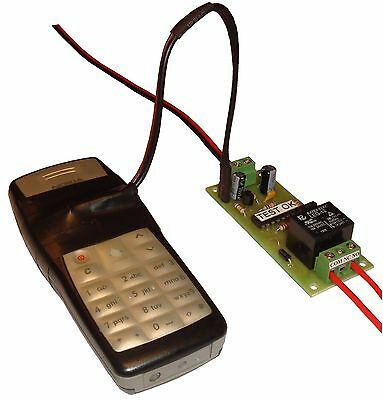 GSM CONTROLLER remote control SWITCH  RELAY with mobile phone - heating heater