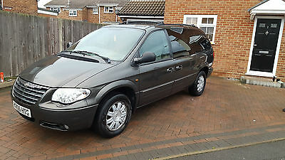 2005 Chrysler Grand Voyager 2.8 CRD Limited XS 5dr STOW & GO 12 months MOT