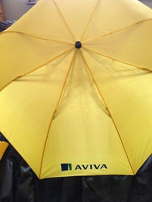 Rare Aviva Branded Umbrella Collectable Everyone Should Have One