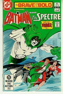 BRAVE and the BOLD #199 (DC Comics) NM! ~ BATMAN and the SPECTRE!