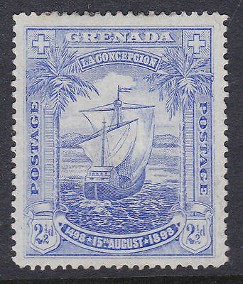 Grenada 1898 Mint MH Set Anniversary Discovery of the Island by Columbus SG 56