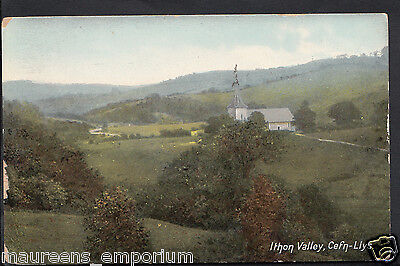 Wales Postcard - Ithon Valley, Cefn-Llys     RS208