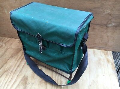 Vintage fishing tackle seat box by EFGEECO The Standard