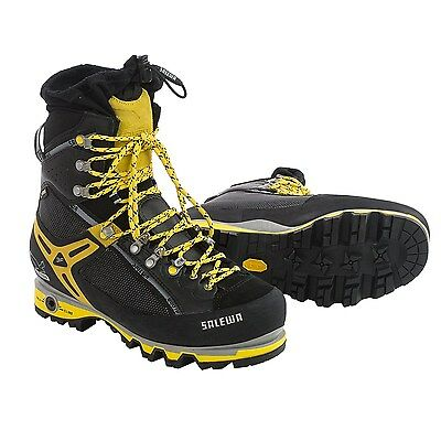 Salewa Pro Vertical Gore-Tex Mountaineering Boots Men's 9.5 Wide New In Box $499