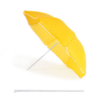 Beach Umbrella 1.5m Diameter Sun Shade/Protection Camping/Outdoor/Garden Spike