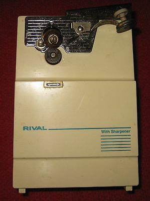 Vintage Rival Can Opener And Knife Sharpener 782/5