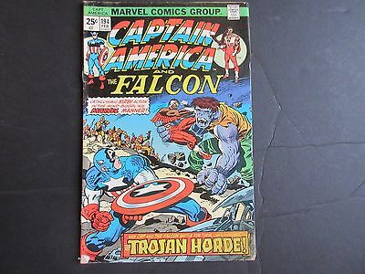 Captain America #194 (Feb 1976, Marvel) Tons of Auctions!