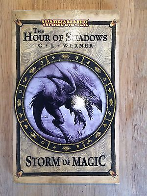 Black Library - Storm of Magic: The Hour of Shadows
