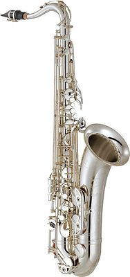 YAMAHA YTS 62S Saxophone in Silver Plate - Brand New - Free Shipping!!!
