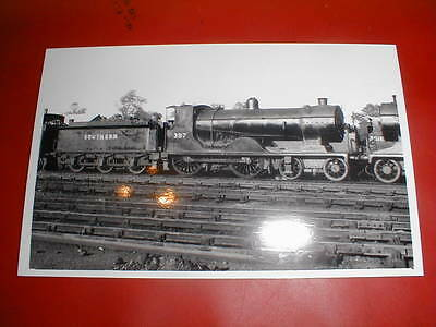 "LOCO PHOTO LSWR / SOUTHERN RAILWAY  4-4-0  ""S11"" CLASS LOCO No 397"