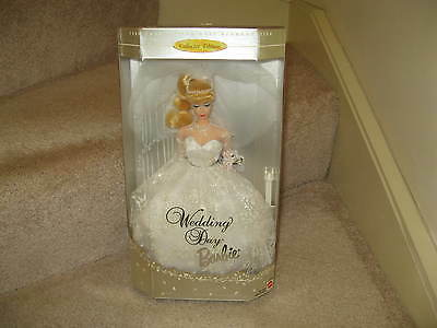 Barbie Wedding Day Collector Edition *Very rare & collectible new*