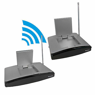 Wireless Funk Audio Video Sender System AV Transmitter Signal 5,8 Ghz VL58 - UK