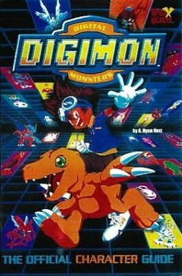 Digimon Digital Monsters: Official Character Guide (..., Nerz, Ryan A. Paperback