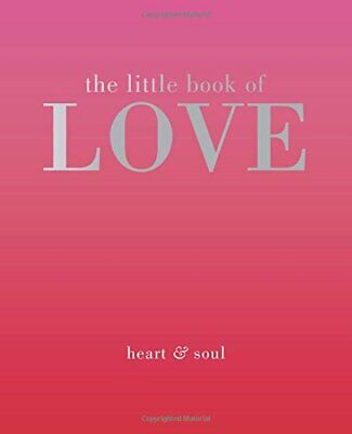 The Little Book of Love (The Little Books) by Tiddy Rowan Book The Cheap Fast
