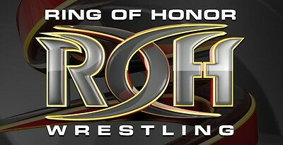 Ring of Honor Wrestling tickets SecD RowB Floor March 4 Hammerstein Ballroom NYC