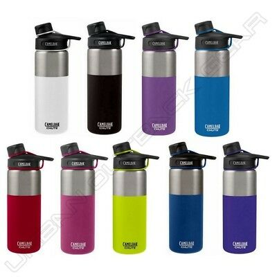 CamelBak Chute Vacuum Insulated 600ml Stainless Steel Drink Water Bottle