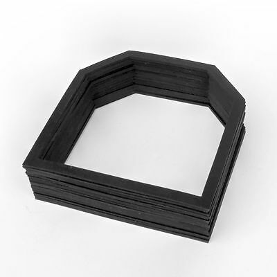 14 pcs EPDM65 Quality Gaskets for HHO application  - Make Your Own HHO Dray Cell