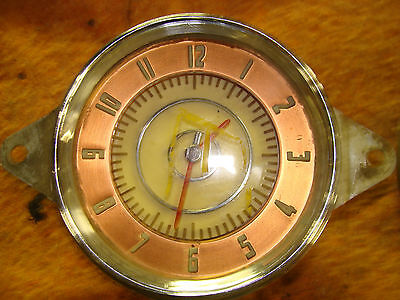 1940-1947 Buick special and 1940-41 super, oil, fuel gauges and & clock