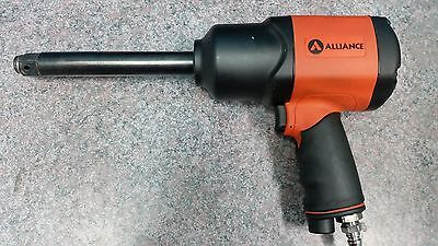 """Alliance 3/4"""" ASquare Drive Long Anvil Impact Wrench  AL-2470-6 RRP$1046"""