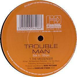 Trouble Man - The Messenger - Far Out - 2001 #67589