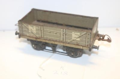 hornby  N E  high sided wagon k218