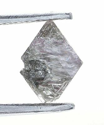 0.50 CT Loose Natural Rough Pinkish Color Opaque Clarity Diamond