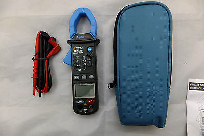Alphatek TEK 635 Mini Clamp Meter 600V CAT.II Max 400A