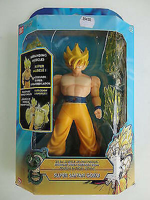 Dragonball Z  20cm Super Warrior Saiyan Goku --NEW & Boxed