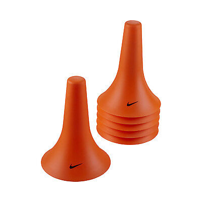 Nike Soccer Football Pylon Training Cones 6 Pack