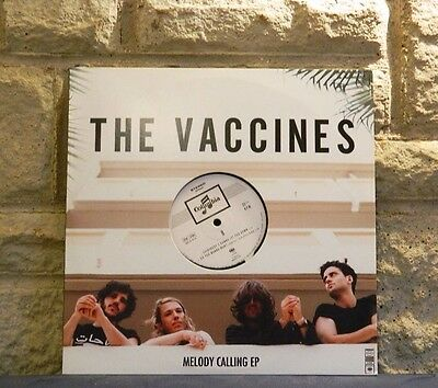 "The Vaccines Melody Calling 12"" EP Vinyl Record"