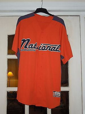 National League All Star baseball shirt - XL
