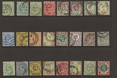 Great Britain Mixture 65 Stamps - Unmounted Mint/ Good Used