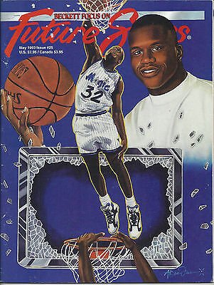 Shaquille Shaq O'Neal Collectors Lot 1993 Future Stars Magazine Pogs + Comic BK