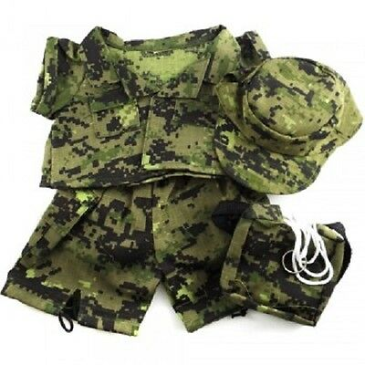 "Bear Clothing Special Forces Camos Outfit clothes to fit 15"" build a bear teddy"
